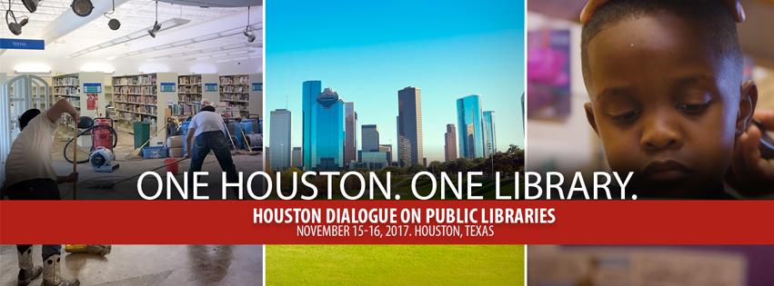 Houston Dialogue on Public Libraries