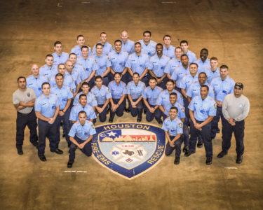 Houston Fire Department Cadet Class 2017A
