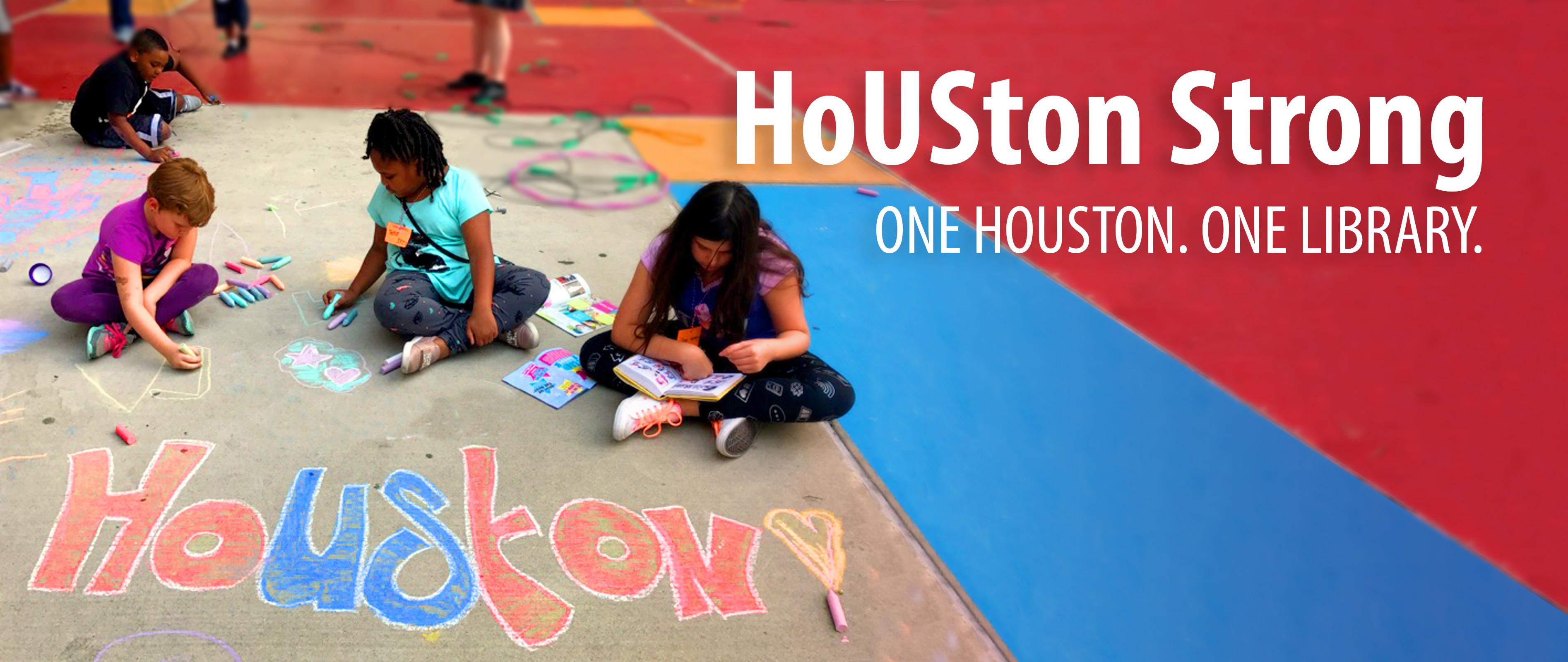 Post Hurricane Harvey HPL HoUSton Strong